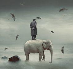 Surreal Art Sequence by Patricia Villanueva