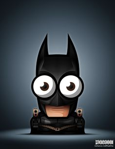The Big Eyed Superheroes by Ahmad Kushha | InspireFirst