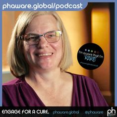 I'm Aware That I'm Rare: the phaware™ podcast: Jody Petry Transcript