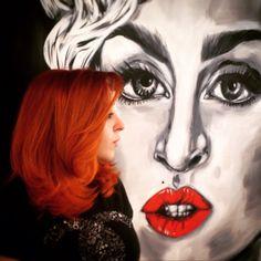 Haircolor#red#