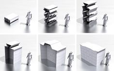 Rescued by Origami: Folding Flat-Pack Emergency Shelters