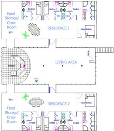 Instead of a new home with shelter, maybe put the whole house underground...or a condo #bunkerplans