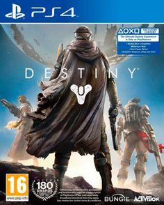 Destiny Vanguard edition