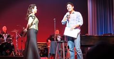 When Broadway sensation Lea Salonga pulled a random audience member on stage, no one had any idea this would happen. He was nervous at first but then he started to sing 'A Whole New World'!