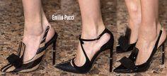 Respectfully Emilio Pucci @ Milan Fashion Week Fall 2013 #theeshoecloset