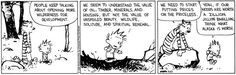 14. And also emphasized just how much our souls need that outdoor time. NEED. | 15 Times Calvin And Hobbes Reminded You To Never Stop Exploring