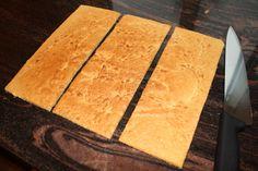Bløtkake på null komma svisj - krem.no Butcher Block Cutting Board