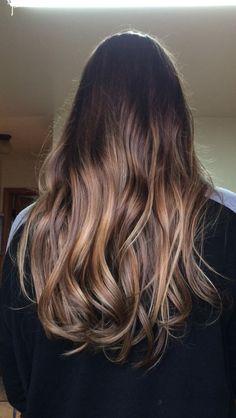 Catherine's Hair Design Marion, MI   Bayalage/fluid hairpainting