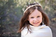 DIY Props: Jute and Beaded Crown | Chrissy Martin Photography