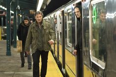 Run All Night - starring Liam Neeson and Joel Kinnaman