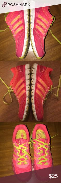 Women's Adidas climacool running shoes Excellent condition (bin 9) adidas Shoes Athletic Shoes