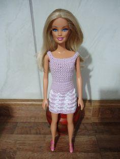 Crochet Barbie