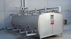 Cip (CIP) compacta automática 4x4000l 2 lineas