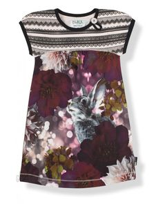 PHISTER & PHILINA Nimas Lazy Dress Hase Blumen bunt