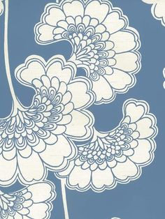 Japanese Floral FBW-CU19231 - Products - Signature Prints