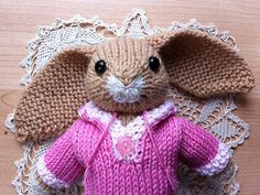 Last one for a while. Last One, Bunny, Crochet Hats, Teddy Bear, Toys, Animals, Color, Design, Places