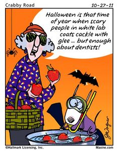 what scares me about halloween halloween maxine halloween quotes halloween quote halloween humor funny halloween Halloween Cartoons, Halloween Quotes, Happy Halloween, Halloween Humor, Halloween Teeth, Halloween Goodies, Halloween Pictures, Holidays Halloween, Scary Halloween