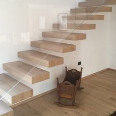Stairs Architecture, Architecture Design, Fibreglass Roof, Stairway To Heaven, Under Stairs, Diy Woodworking, Decoration, Sweet Home, House Design
