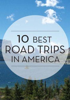 10 best road trips in America
