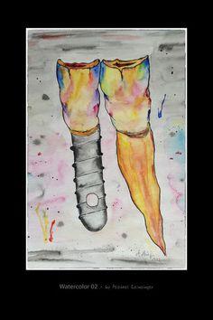 'Implants 02' von Michael Leinsinger bei artflakes.com als Poster oder Kunstdruck $19.41