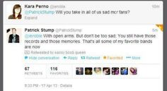 :( Patrick is soo sweet and has great advise!