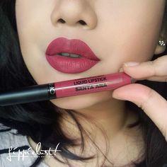 Ofra Cosmetics Long Lasting Liquid Lipstick :: SANTA ANA
