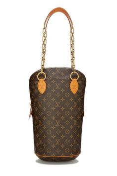 0d1a1cacfa00 Karl Lagerfeld x Louis Vuitton Iconoclasts Collection Monogram Canvas  Punching Bag Baby