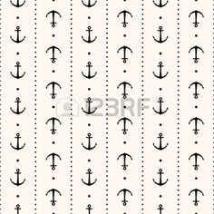 seamless retro pattern Stock Vector