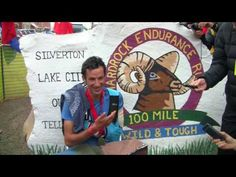 2012 Pikes Peak Marathon champion Kilian Jornet dislocates his shoulder, pops it back in himself, then runs well over half the race in a sling to win the Hardrock 100. The guy who shared this with me is way more hardcore than me, but he inspires me!