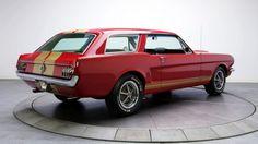 ☆ RARE! - Mustang Wagon ☆