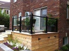 Backyard privacy fence ideas lattices deck railings 33 ideas Backyard privacy fence ideas lattices d