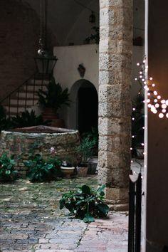 A winter's day in San Gimignano