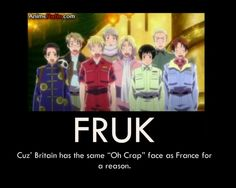 frUK? there's your frUK.