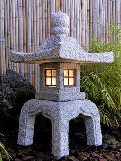Jardim Japonês - Dicas para construção - Atelier de esculturas para jardim japonês, paisagismo e decoração.