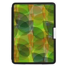 Modern Holographic Abstract Leaf Kindle Paperwhite by JustPerfectCases
