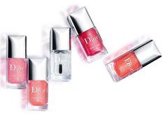 Dior Addict, gli smalti di primavera 2013.
