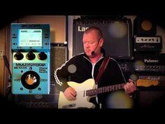 Zoom: MS-70CDR Chorus/Delay/Reverb MultiStomp - YouTube