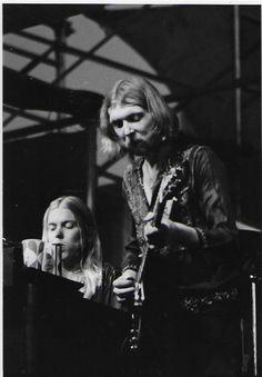 Gregg & Duane Allman