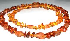 Baltic Amber Baby Teething Necklaces for by BalticAmberGiftShop, $26.99