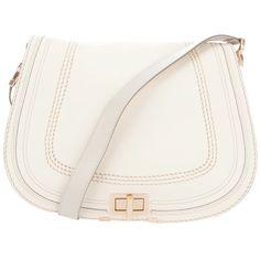 Chloe 'Marcie' shoulder bag ❤ liked on Polyvore
