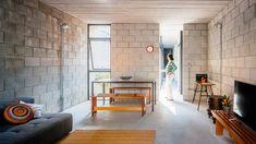 A casa da empregada doméstica na Vila Matilde em SP foi reformada pela Terra e Tuma Arquitetos e está entre as melhores  construções do mundo;
