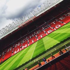 United fan spent part of his long weekend at Old Trafford. Is there anywhere better? Premier League Champions, European Cup, Manchester United Football, Football Stadiums, Old Trafford, Europa League, Long Weekend, Baseball Field, Old Things
