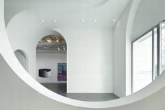 Hongkun Art Gallery / Art Arcadion by Penda, Beijing » Retail Design Blog