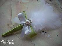 Svadba - pre rodičov v zelenom - 4577316_