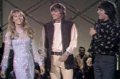 Jackie DeShannon guest artist on the Everly Brothers Show, 1970.