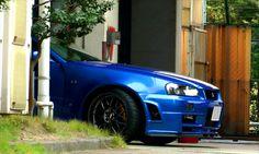 R34 GT-R   gimmie gimmie gimmie gimmie!! i want one so bad!