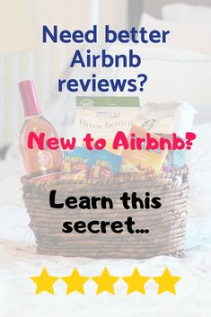 12 Easy Airbnb Welcome Gift Ideas to Wow Your Guests