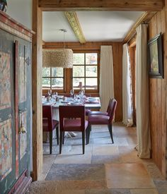 INTERIOR DESIGN ∙ CHALETS ∙ Swiss Chalet - Todhunter EarleTodhunter Earle