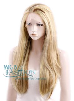Blonde Lace Front Wigs   WigIsFashion