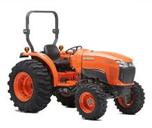 "L3901 largest Kubota that can take an Ag tire and do 30"" beds. 32 PTO HP.  $20k without a bucket, $27-30k with bucket etc."
